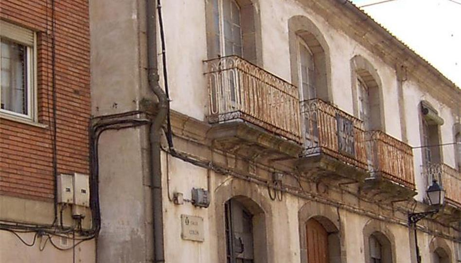 Foto 1 de Terreno en venta en Calle Colón, 16 Béjar, Salamanca