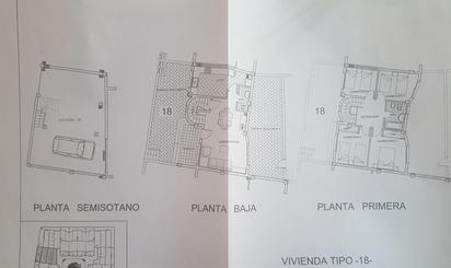 Casa adosada de alquiler en Avenida Científico Avelino Corma, 41d, Moncofa