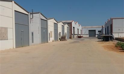 Nave industrial de alquiler en La Pobla de Tornesa