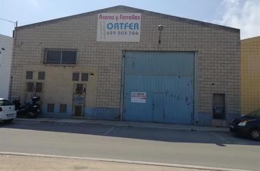 Nave industrial de alquiler en Sollana