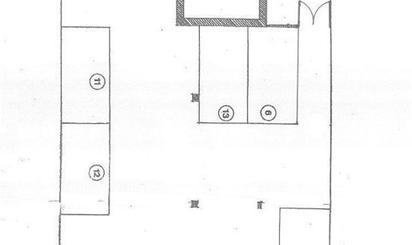 Traster de lloguer a Carrer D'eduard Gibert, 45, Centre