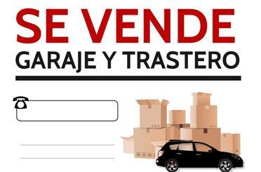 Garaje en venta en Calle Santiago, 19, Navarrete