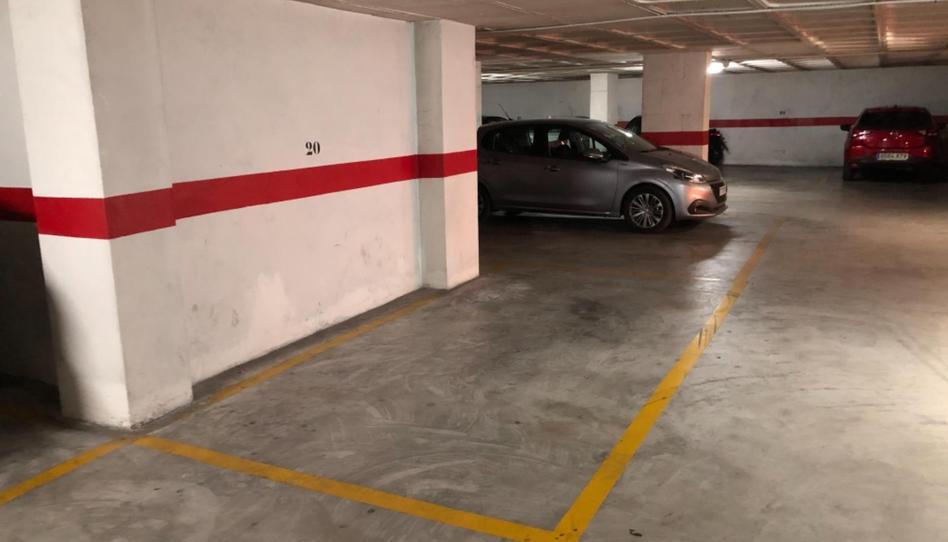 Foto 1 de Garaje de alquiler en Calle Alzira, 4 Centro ciudad, Valencia