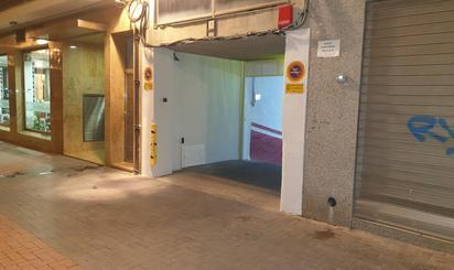 Garaje de alquiler en Calle Moli, 8, Benidorm