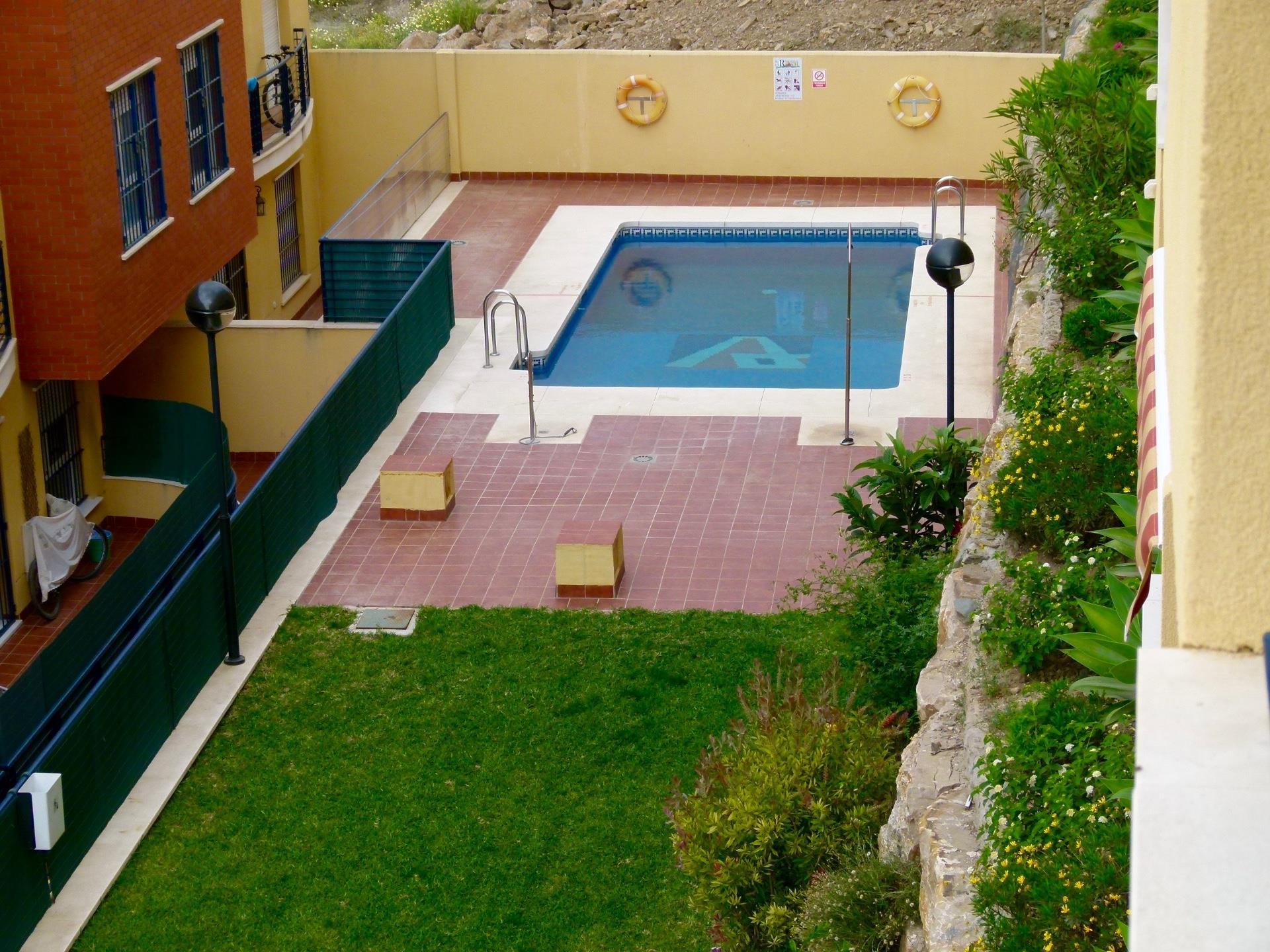 Piso de alquiler en La Cala del Moral (La Cala del Moral, Málaga)