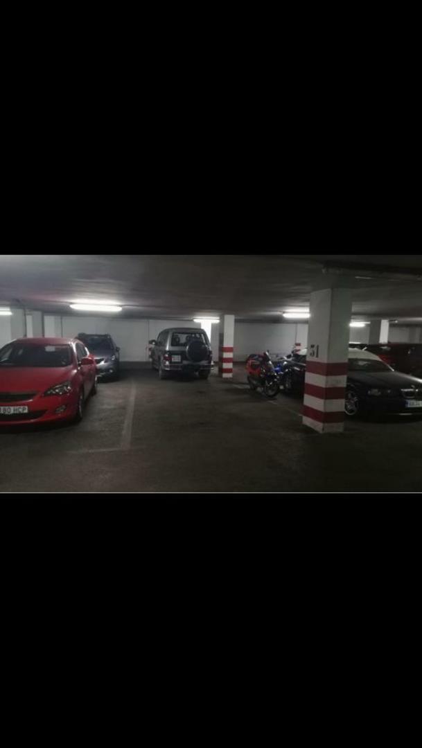 Garaje de alquiler en Calle Carlos Cobo Gómez, 8 Ronda (Ronda, Málaga)