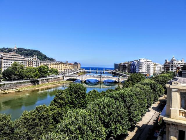 Piso en Alquiler en Paseo De Francia de Donostia -