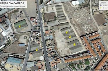 Nave industrial de alquiler en Plaza Calle Ecija, Osuna