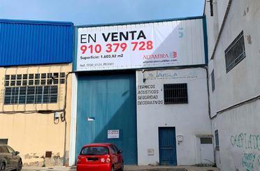 Nave industrial en venta en El Carmen