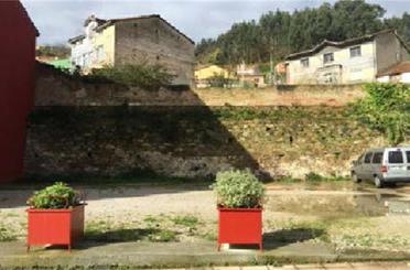 Terreno en venta en Muros de Nalón