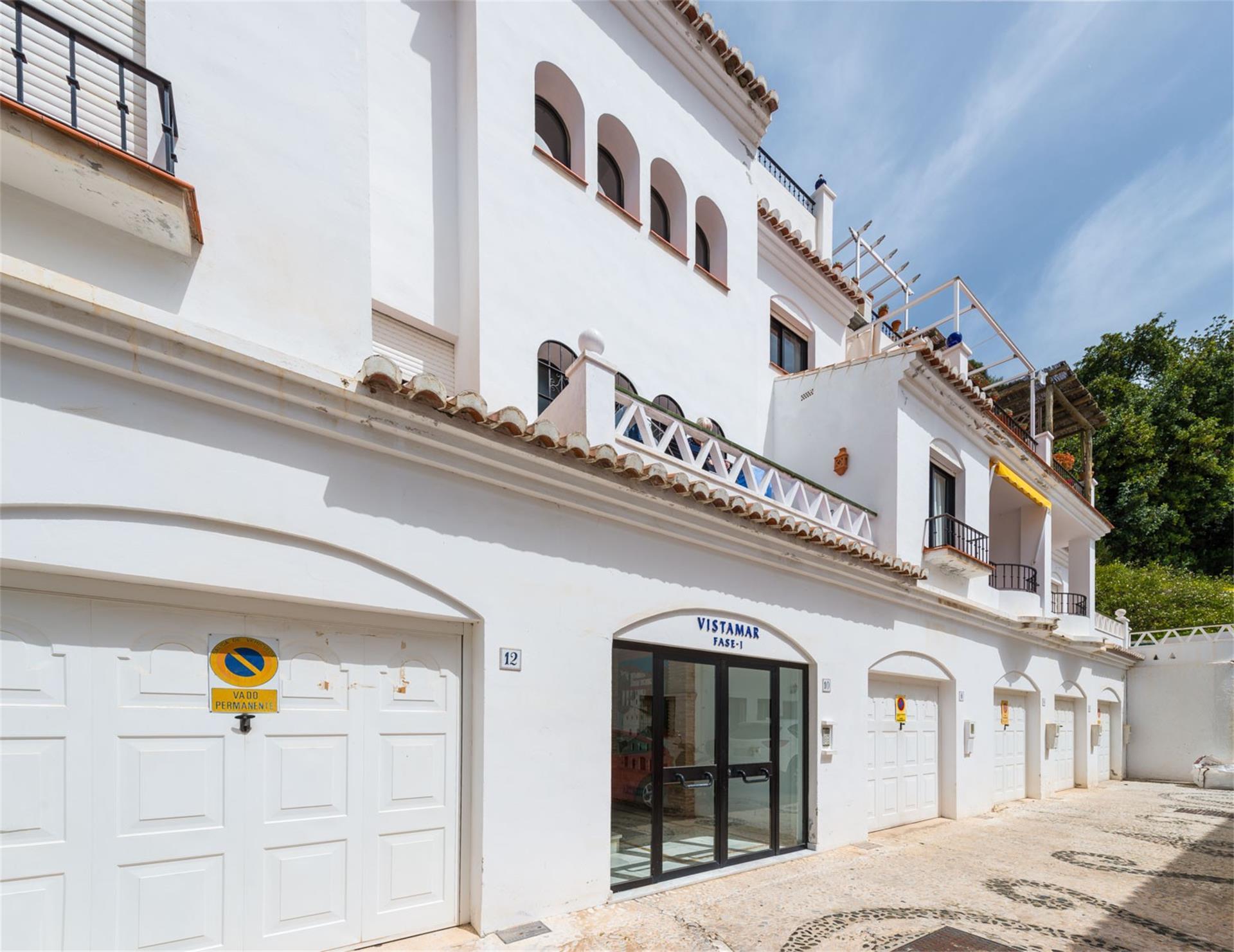 Piso de alquiler en Calle D. Luis de Requesens Frigiliana (Frigiliana, Málaga)