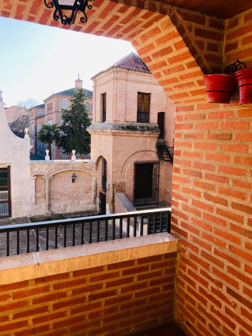 Piso de alquiler en Calle del Almirante, 12 Medina del Campo (Medina del Campo, Valladolid)