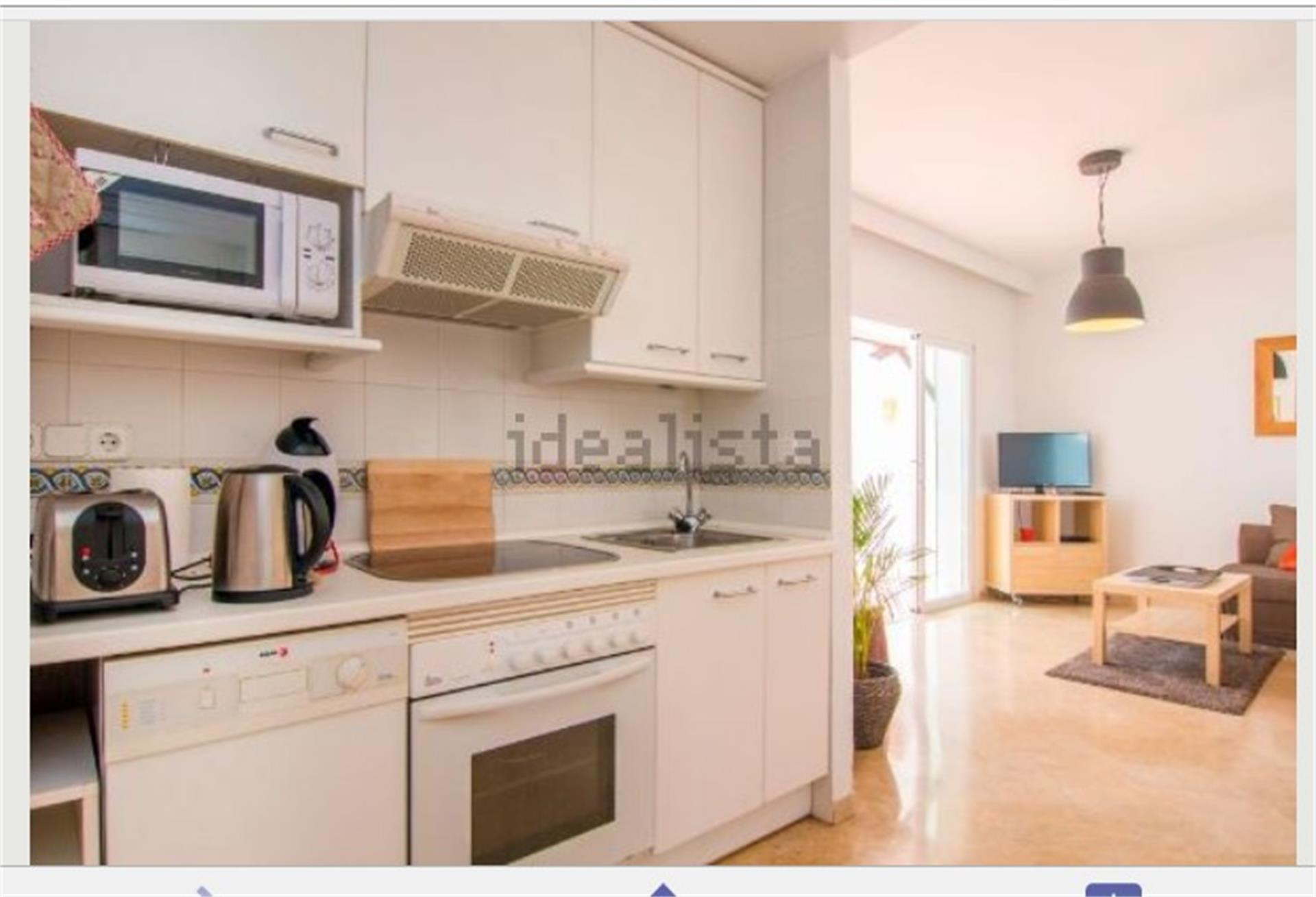 Apartamento de alquiler en Bel Air - Cancelada - Saladillo (Bel-Air, Málaga)