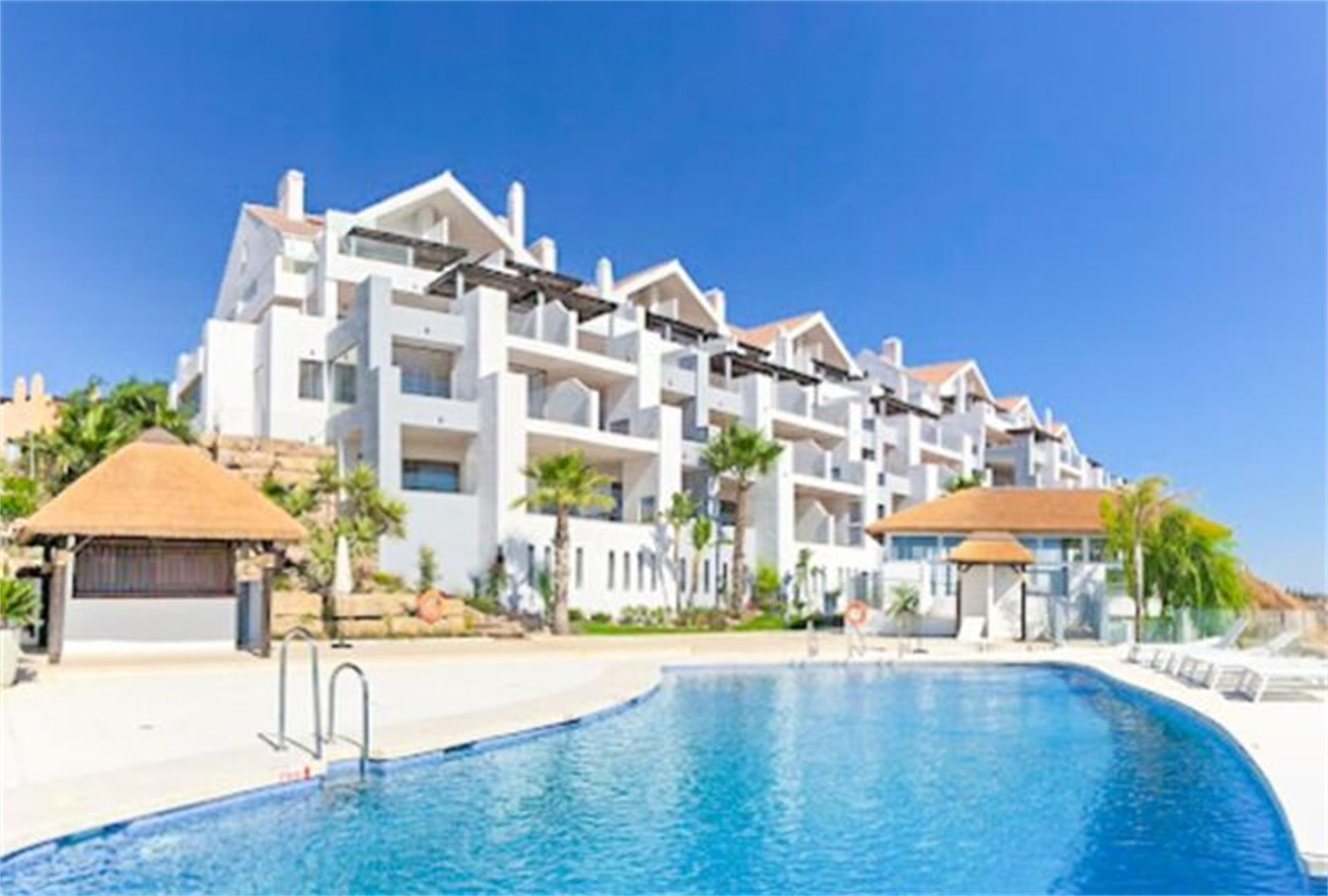 Apartamento de alquiler en Plaza Arquitecto Riviera del Sol (Mijas, Málaga)