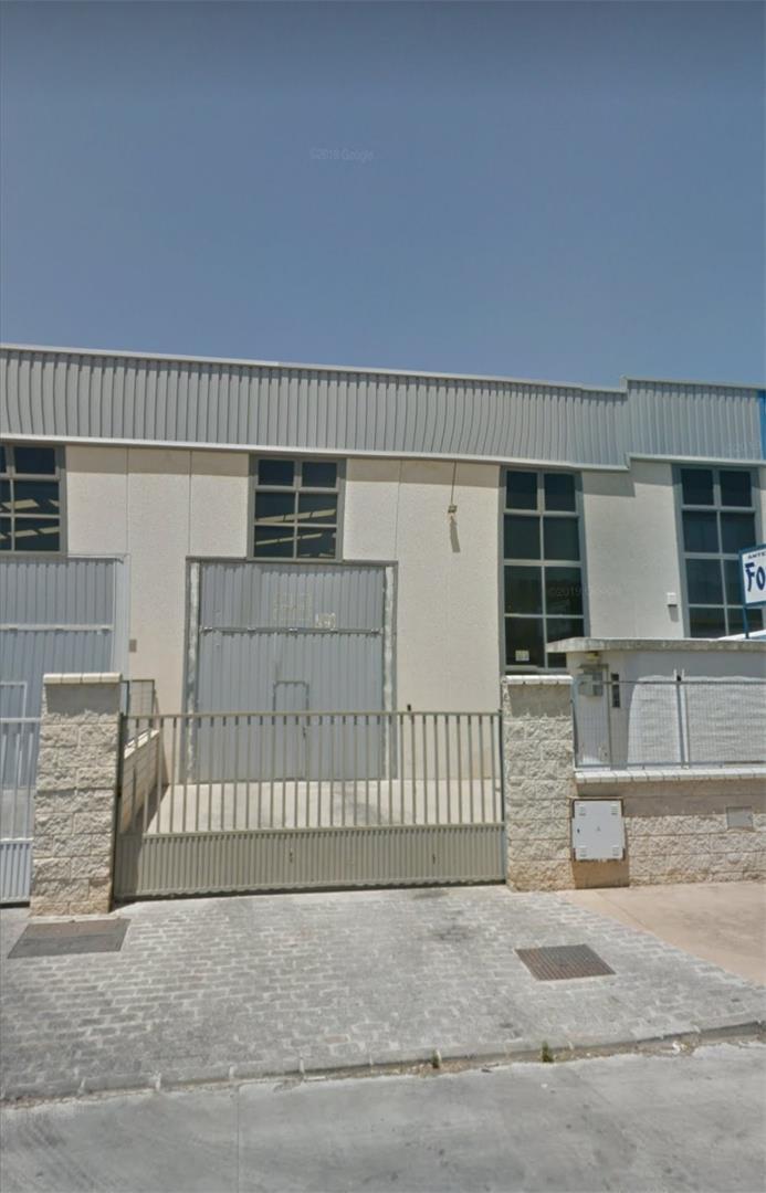 Nave industrial de alquiler en Calle Canarias Zona de la Vega (Antequera, Málaga)
