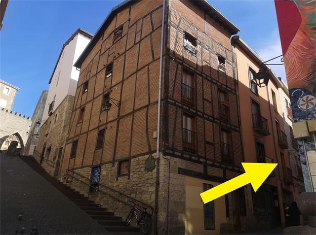 Piso en Alquiler en Calle Zapatería,  de Vitoria -