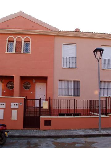 Casa adosada en Alquiler en Calle Joaquín Del Cast