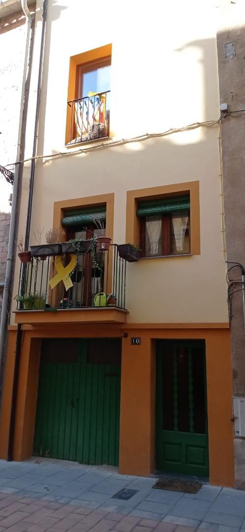 Casa adosada  Carrer vilanova. Ponts / carrer vilanova