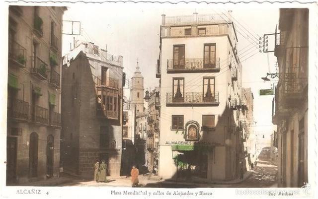 Piso en Alquiler en Plaza Alcañiz.- Alejandre  de