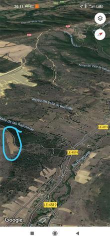 Terreno en Venta en Carretera León-Collanzo de Vil