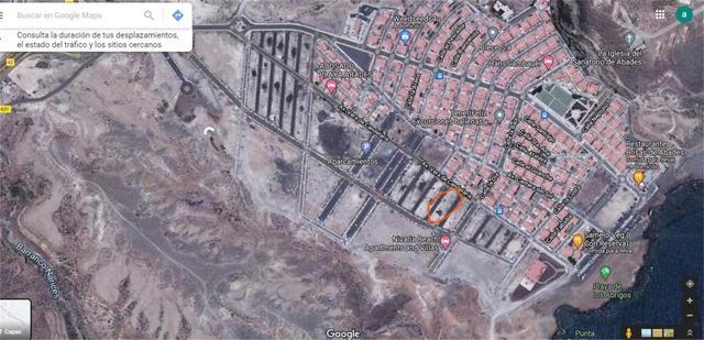 Terreno en Venta en Lugar Los Abades de Arico, Ter