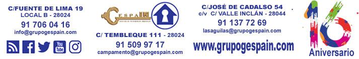 Oferta inmobiliaria de GESPAIN en fotocasa.es