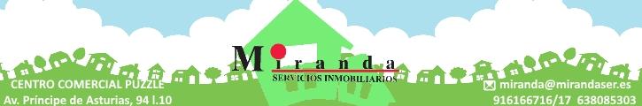 MIRANDA SERVICIOS INMOBILIARIOS