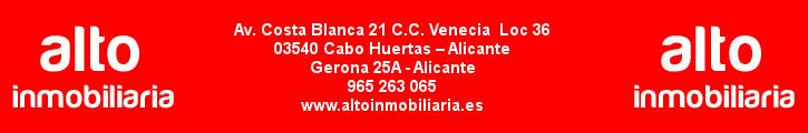 Oferta inmobiliaria de INMOBILIARIA ALTO en fotocasa.es