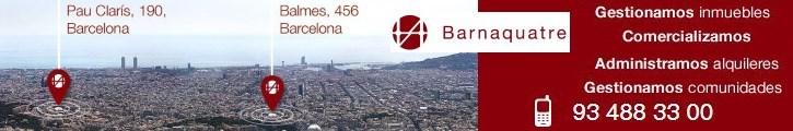 Oferta inmobiliaria de BARNAQUATRE en fotocasa.es