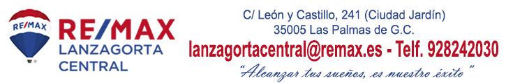 REMAX LANZAGORTA CENTRAL