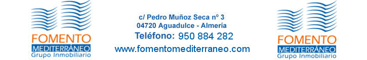 FOMENTO DEL MEDITERRANEO