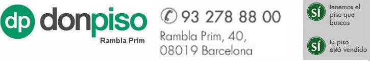DON PISO RAMBLA PRIM