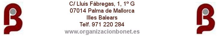 ORGANIZACIÓN BONET  Real Estate stock in fotocasa.es