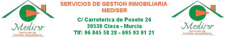Oferta inmobiliaria de MEDISER  en fotocasa.es