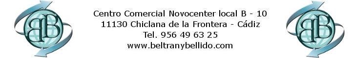 INMOBILIARIA BELTRAN Y BELLIDO