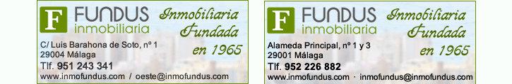Oferta inmobiliaria de INMOBILIARIA FUNDUS en fotocasa.es