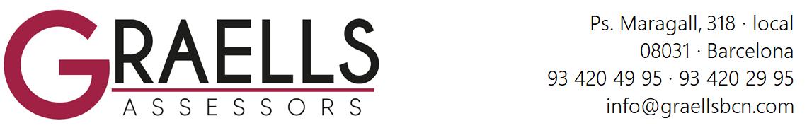 Oferta inmobiliaria de GRAELLS ASSESSORS en fotocasa.es