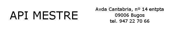 Oferta inmobiliaria de API MESTRE en fotocasa.es