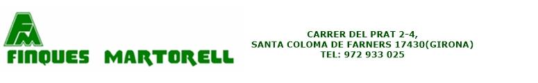Oferta inmobiliaria de FINQUES MARTORELL en fotocasa.es