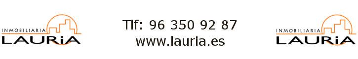 Oferta inmobiliaria de INMOBILIARIA LAURIA en fotocasa.es