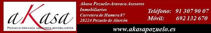 AKASA POZUELO-ARAVACA ASESORES INMOBILIARIOS