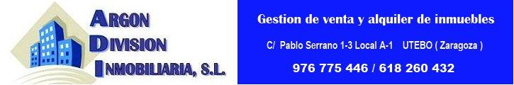 ARGON DIVISION INMOBILIARIA, S.L