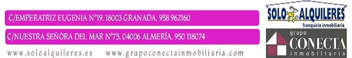 CONECTA INMOBILIARIA Y SOLO ALQUILERES