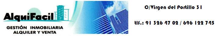 Oferta inmobiliaria de ALQUIFACIL en fotocasa.es
