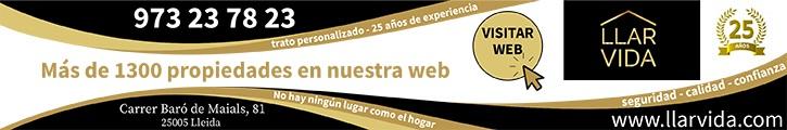 Oferta inmobiliaria de LLAR VIDA en fotocasa.es