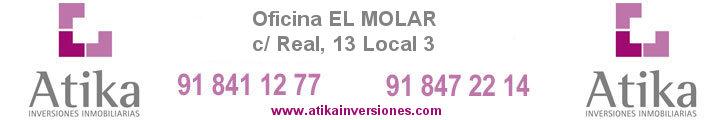 Oferta inmobiliaria de ATIKA INVERSIONES INMOBILIARIAS en fotocasa.es