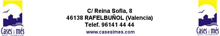 CASES I MES - RAFELBUNYOL