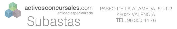 ACTIVOS CONCURSALES, S.L Real Estate stock in fotocasa.es