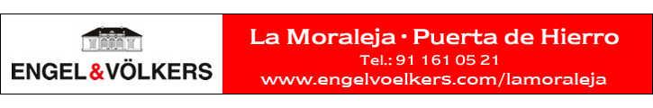 ENGEL & VOLKERS LA MORALEJA
