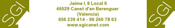 Oferta inmobiliaria de SGI CANET en fotocasa.es